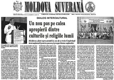 Moldova Suverana, 17 June 2005