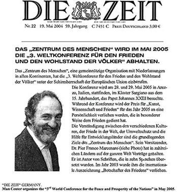 Die Zeit, 19 May 2004